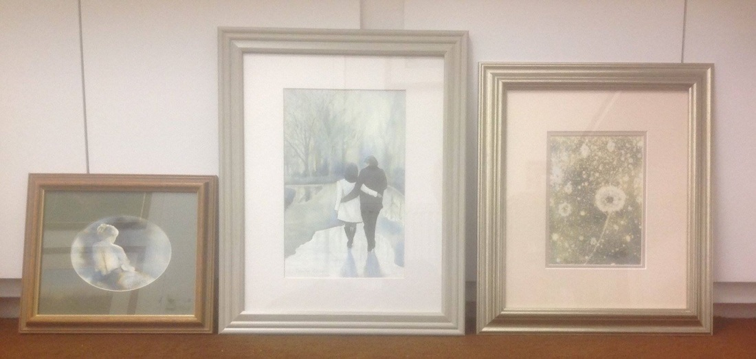 Three new watercolour paintings by Suffolk Artist, Eleanor Mann Original paintings have now sold but prints are available for sale