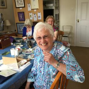 Watercolour workshops are held in Sudbury by artist Eleanor Mann on the second Wednesday of every month 10am-3/4pm.